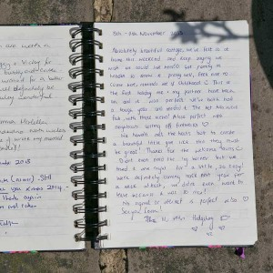 Visitor comments for Pack Horse Stables Holiday cottage