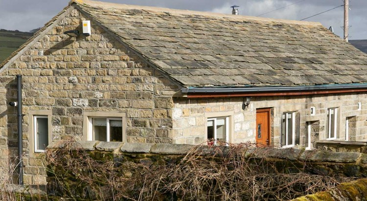 Pack Horse Stables exterior