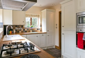 The kitchen, Pack Horse Stables
