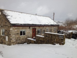 Winter at Pack Horse Stables